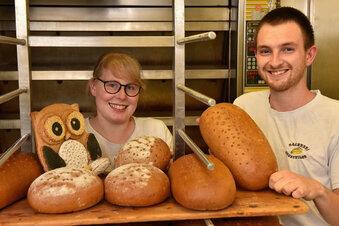 Sachsens beste Nachwuchs-Bäckerin