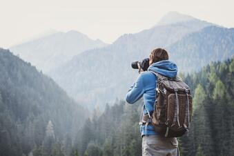 Raus an die Luft: So geht Outdoor-Fotografie