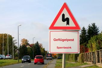 Kreis Görlitz: Vogelgrippe nördlich der Autobahn