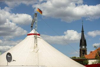 Circus Magic zieht weiter nach Großenhain