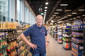 Neuer Supermarkt am Dresdner Hauptbahnhof eröffnet