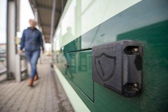 Busfirma in Pirna schafft toten Winkel ab