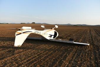 Warum musste das Flugzeug notlanden?