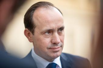 Brandenburgs CDU-Chef tritt zurück