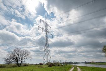 Riesa: Stromnetz soll sturmfest werden