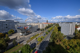 Hohe Zahl von Corona-Neuinfektionen in Dresden