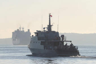 Indonesisches U-Boot gefunden - 53 Tote