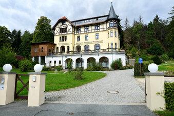 Altes Kurhaus in Lückendorf schließt
