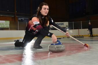 Geisingerin bei Curling-WM in Quarantäne