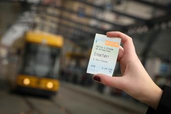 Fahrscheine in Dresden werden deutlich teurer