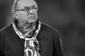Tiefe Trauer um Dynamo-Legende Wätzlich
