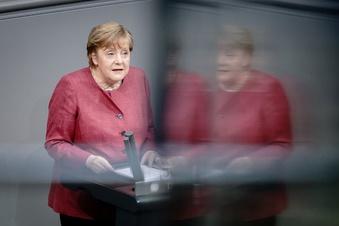 """Merkel: """"Die Lage ist ernst, sehr ernst"""""""