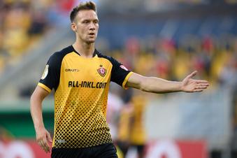 """Dynamo hadert: """"Nicht mehr als einen Punkt verdient"""""""