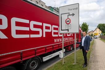 Wilsdruff: Lkw-Verbot auf der S36