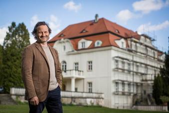 Dresdner Kita öffnet in der Villa Wollner
