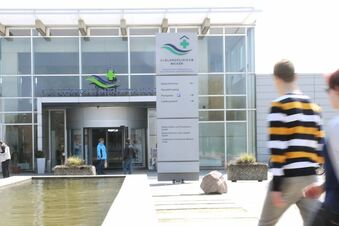 Neue Mutter-Kind-Station in Elblandklinik Meißen fertig