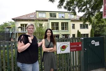 Dresdner Eltern gegen Kita-Schließung