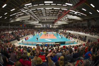 Streit um Dachschaden in der Margon-Arena