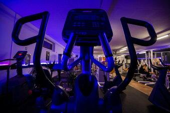 Corona: Fitness-Studios in Sachsen bleiben zu