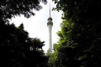 """Dresdner Fernsehturm: """"Kleine Variante"""" gefordert"""