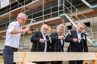 Kamenz: Nächste Etappe am neuen Gymnasium