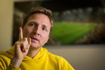 """Dynamos Hartmann: """"Deshalb habe ich Ängste"""""""