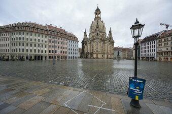Dresdens Tourismus in Schockstarre