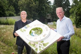 Zoo Dresden: Baustart für Orang-Utan-Haus