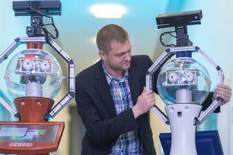 Roboter als Pfleger