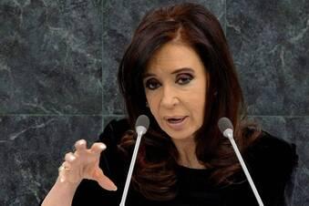Argentiniens Präsidentin Kirchner muss operiert werden