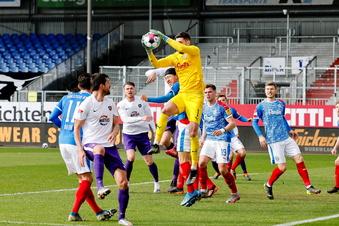 Trotz zwei Treffern: Aue verliert in Kiel 0:1