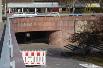 Zukunft des Neustädter Tunnels sorgt für Diskussion