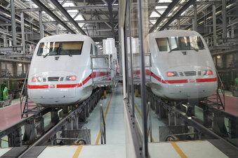 Neue Fernzüge verjüngen die Bahn-Flotte