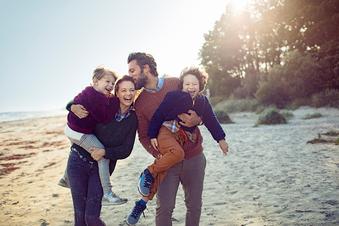Wie gut leben Familien in Sachsen?