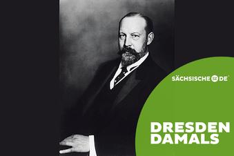 """Der Aufstieg des """"Odol-Königs"""" aus Dresden"""