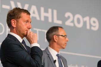 Neue Wahlumfrage: CDU liegt deutlich vorn