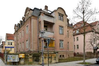 Rettung für Dresdner Villa