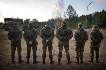 Bundeswehr-Übung ohne schweres Gerät