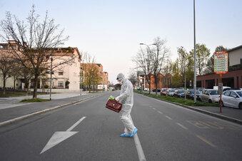 Norditalien schöpft vorsichtig Hoffnung