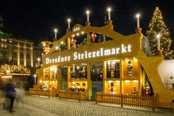 Sachsen: Im November keine Weihnachtsmärkte
