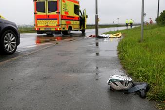Korrektur: Radfahrer nach Unfall nicht tot