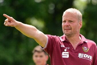 Dynamos Jugend startet mit dem Training
