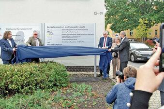 Kompetenzzentrum in Weißwasser eröffnet