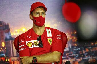 Vettel bleibt in der Formel 1