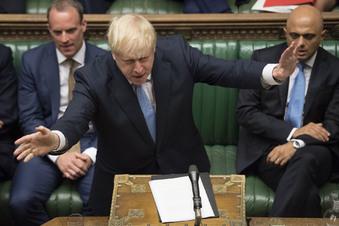 Johnson will Zwangspause für Parlament