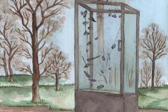 Uwe Hanneck malt wieder einen Kalender