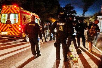 Polizei hebt Neonazi-Klub aus