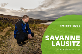 Savanne Lausitz: Sag mir, wo das Wasser ist