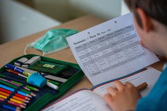 Dresden: Eltern lassen Kinder nicht zur Schule