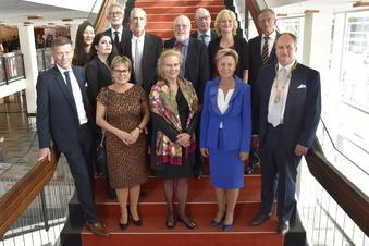Dresden feiert seinen Förderer Henry Arnhold